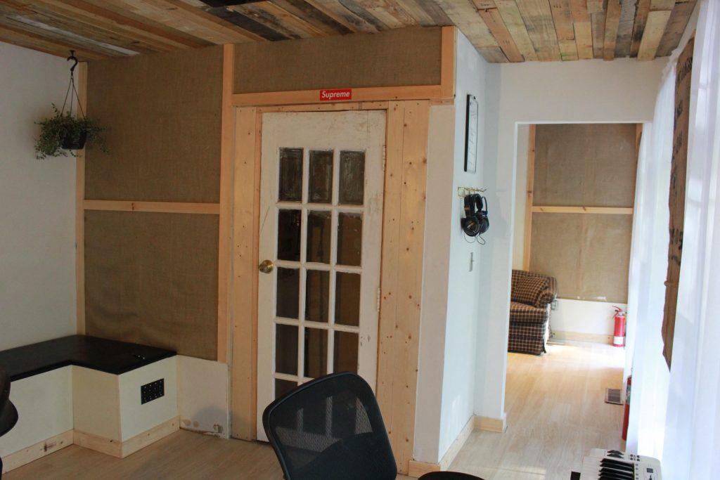 Music Producers Room