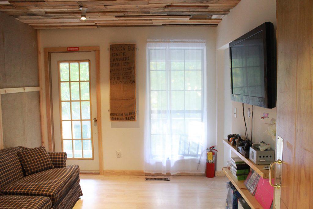Writing Room at American Sushi