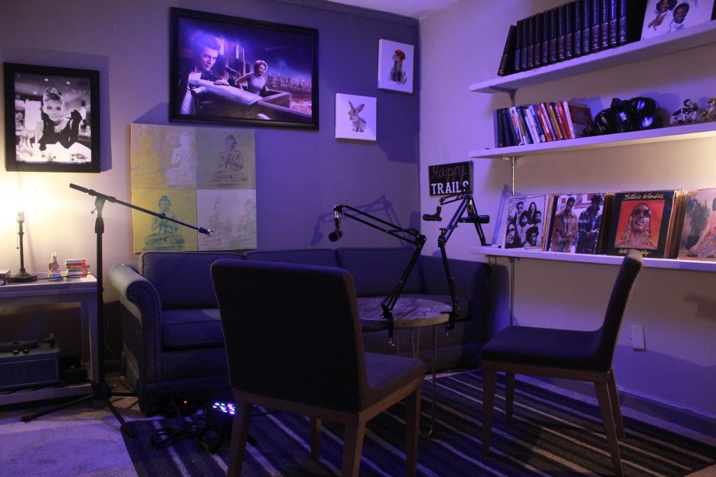 Podcast Room 1